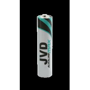 Alkalické mikrotužkové baterie JVD