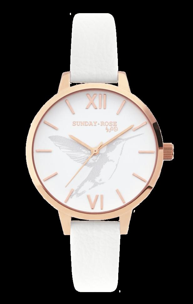 Dámské hodinky SUNDAY ROSE Spirit FREEDOM