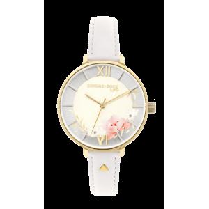 Dámské hodinky SUNDAY ROSE Spirit TEA ROSE LEATHER