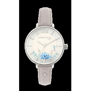Dámské hodinky SUNDAY ROSE Spirit AZURE LEATHER