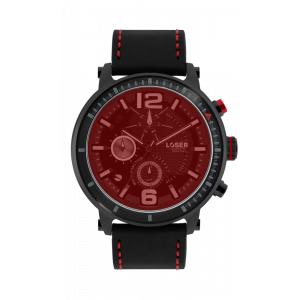 Pánské hodinky LOSER S-Mode FIRE